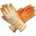 Orange Reflex Grip Glove